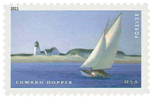 US #4558 Edward Hopper