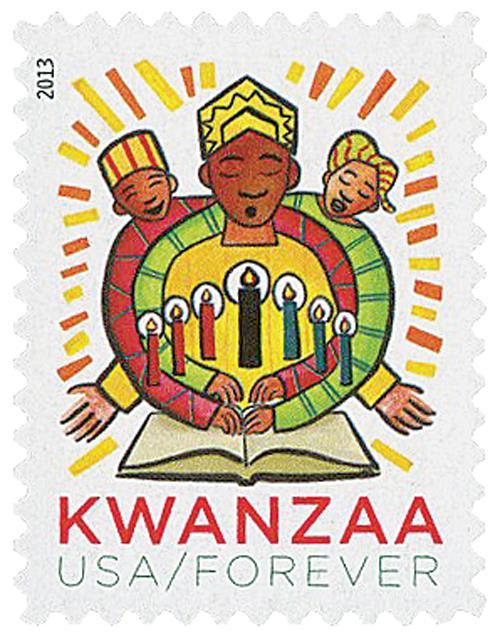 US #4845 2013 Kwanzaa