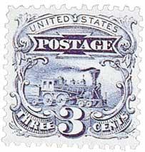 US #114 Locomotive