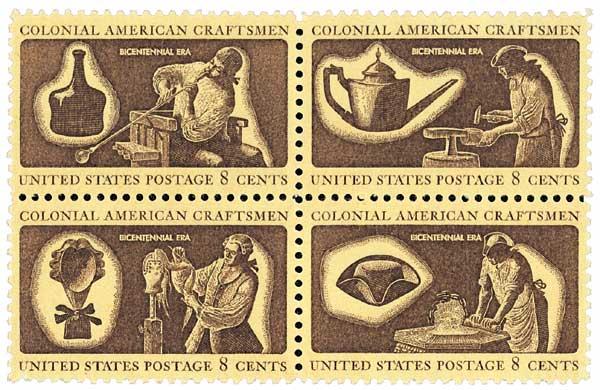 US #1456-59