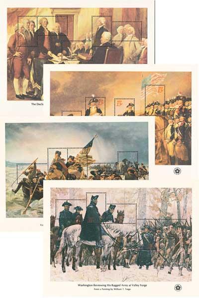 US #1686-89