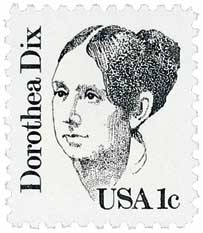 Dorothea Dix Humanitarian