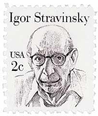 Igor Stravinsky Composer