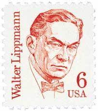 Walter Lippmann Journalist