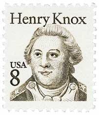 Henry Knox General
