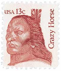 Crazy Horse Indian Chief