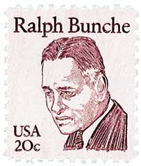 Ralph Bunche Diplomat