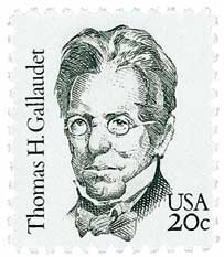 Thomas Gallaudet Educator