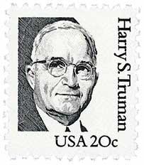 Harry Truman U.S. President