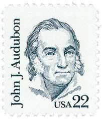 John J. Audubon Naturalist