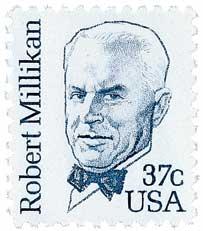 Robert Millikan Scientist