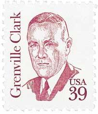 Granville Clark Author