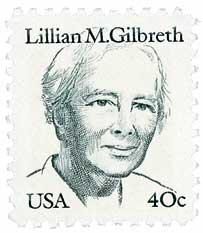 Lillian M. Gilbreth Industrial Engineer