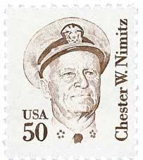 Chester Nimitz Admiral