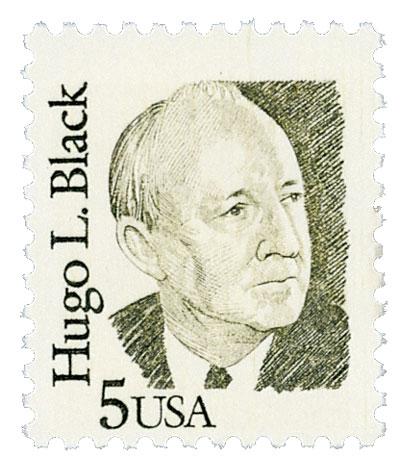 Hugo Black Chief Justice