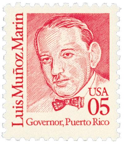 Luis Munoz Marin P.R. Governor