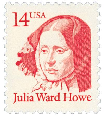 Julia Ward Howe Abolitionist