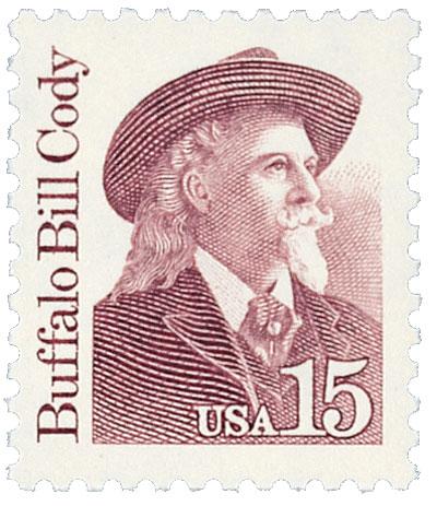 Buffalo Bill Cody Scout