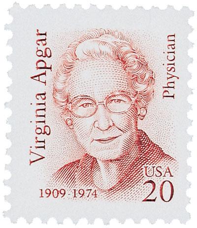 Virginia Apgar Physician