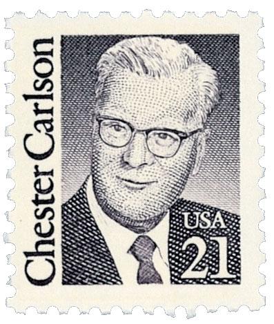 Chester Carlson Inventor