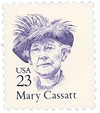 Mary Cassatt Painter