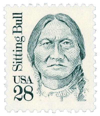 Sitting Bull Indian Leader