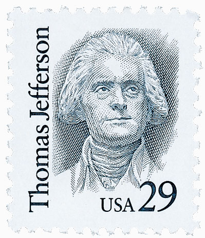 Thomas Jefferson US President