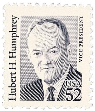 Hubert Humphrey Vice-President