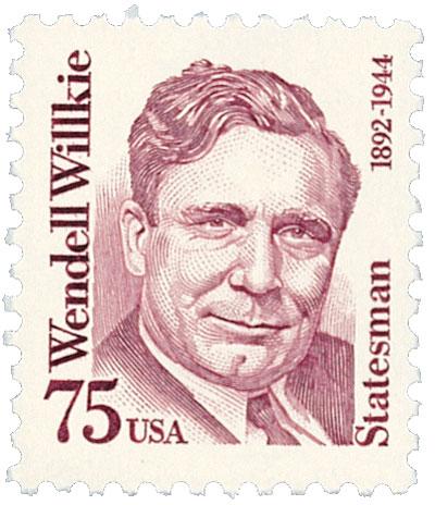 Wendell Willkie Statesman