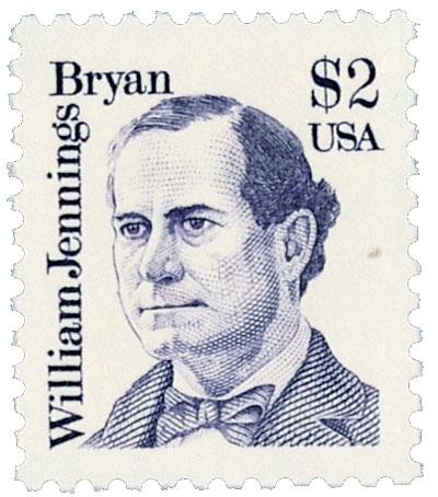 William Jennings Bryant Statesman