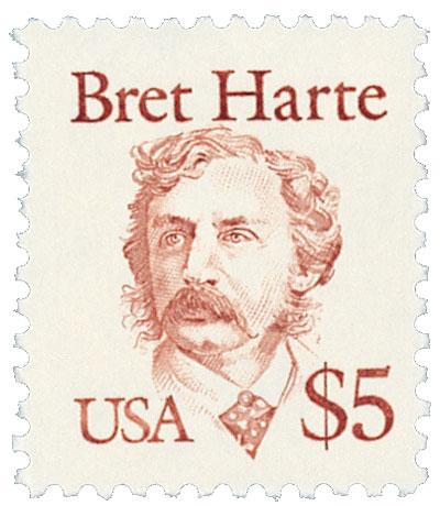 Bret Harte Author