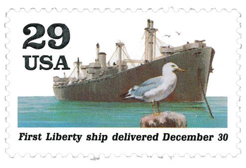 First Liberty Ship