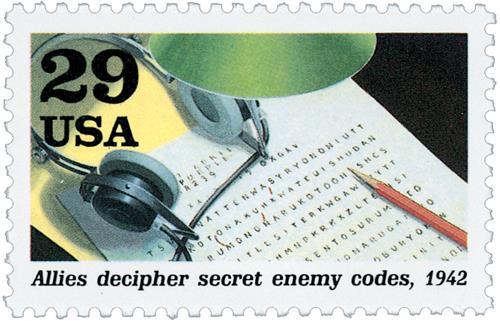 Allies Decipher Enemy Codes