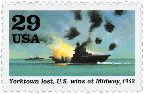Yorktown Lost, Midway Won