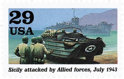 Sicily Attacked