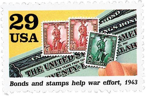 Savings Bonds and Stamps