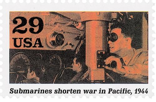 Submarines in Pacific