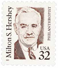 Milton Hershey Philanthropist