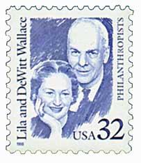 Lila & Dewitt Wallace Philanthropists