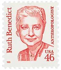 Ruth Benedict Anthropologist