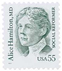 Alice Hamilton Social Reformer