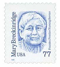 Mary Breckinridge Frontier Nurse