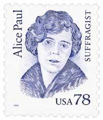 Alice Paul Suffragist