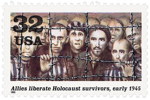 Holocaust Survivors Liberated