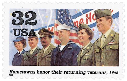 Returning Veterans Honored