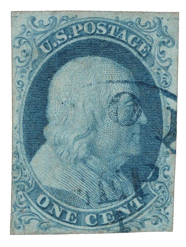 1851 Franklin, Type Ib